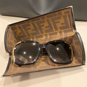 100% Authentic Fendi Sunglasses